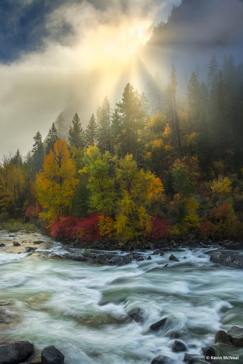 Filters For Fall Color: ND Filter