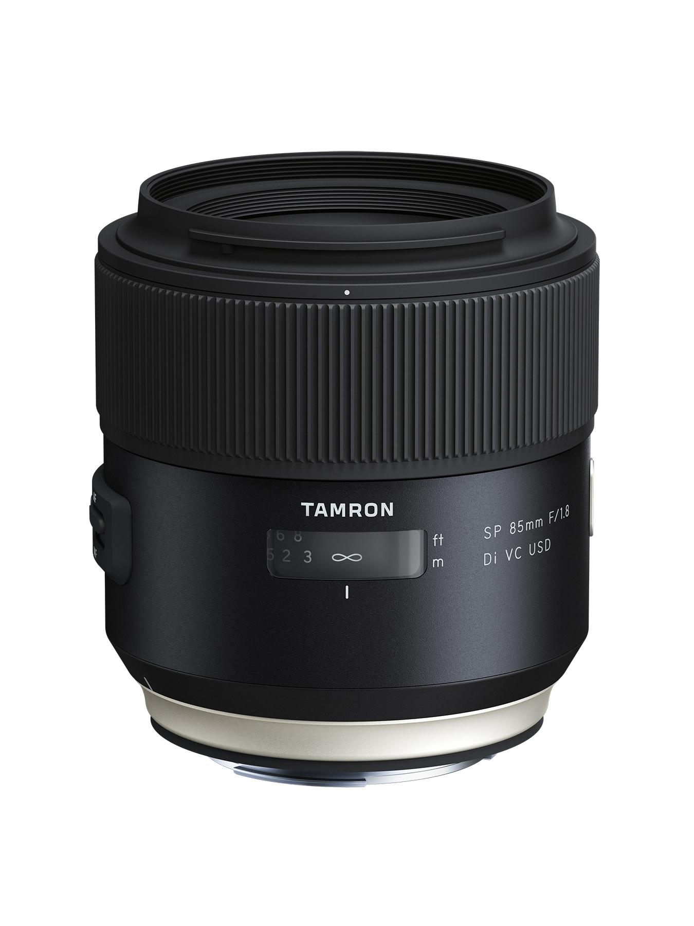 Black Tamron Tap-in Console for Sony Lenses