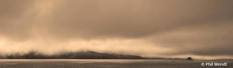"""Today's Photo Of The Day is """"Tomales Bay After The Storm"""" by Phil Wendt. Location: Point Reyes Station, CA."""