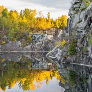 Today's Photo Of The Day is Rock of Ages by Alison White. Location: Vermont.