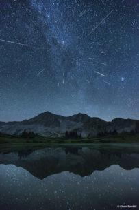 Photographing Meteor Showers - Perseids