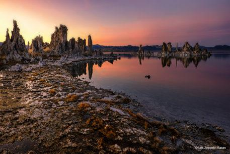 Today's Photo Of The Day is Mono Bay by Les Zeppelin Baran. Location: Mono Lake, Eastern Sierra, California.