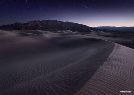 "Today's Photo Of The Day is ""Alien Landscape"" by Max Foster. Location: Mesquite Flat Sand Dunes, Death Valley, CA."
