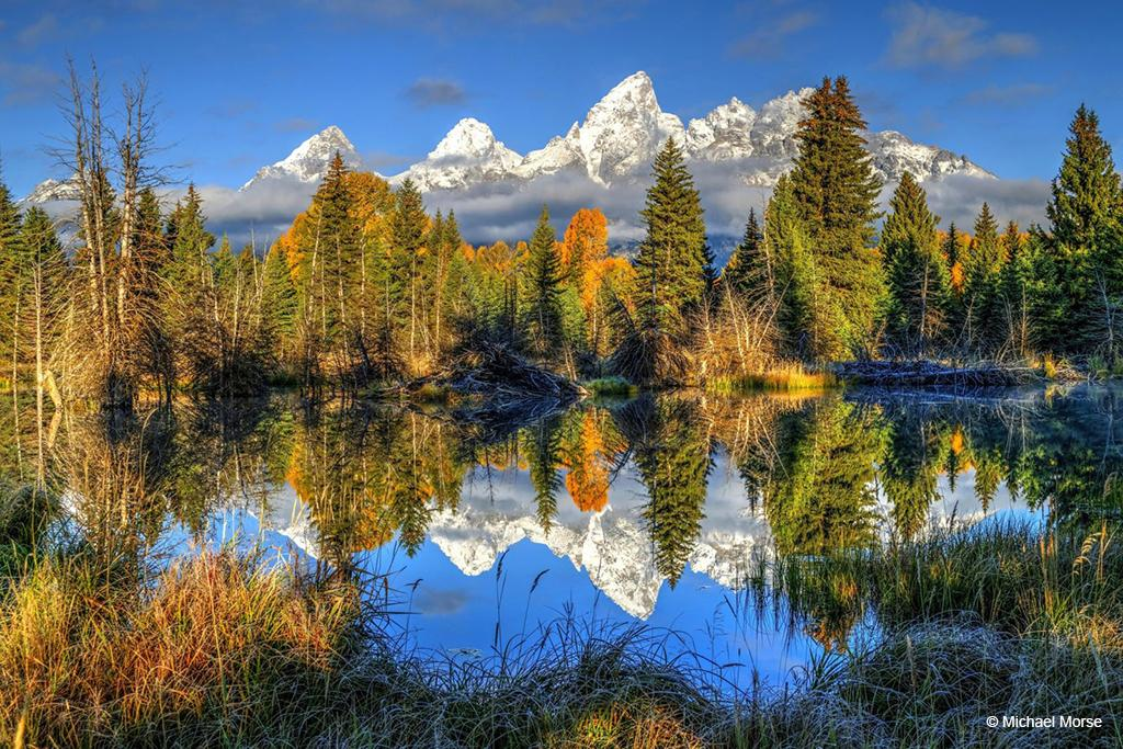 """Congratulations to Michael Morse for winning the Your Best Photo Of 2016 assignment with his image, """"Majestic Morning."""""""