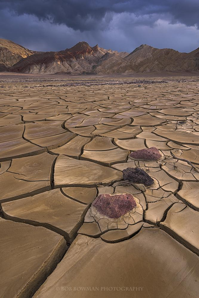 """Today's Photo Of The Day is """"Imprisoned"""" by Bob Bowman. Location: Death Valley National Park, California."""
