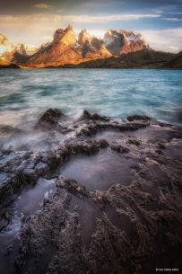 """Today's Photo Of The Day is """"Torres by Dawn"""" by Luiz Carlos Junior. Location: Torres del Paine National Park, Chile."""