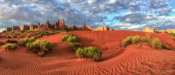 """Today's Photo Of The Day is """"Monumental Sunrise"""" by Jeff Maltzman. Location: Monument Valley Navajo Tribal Park, Arizona."""