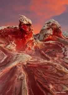 """Today's Photo Of The Day is """"Alien World"""" by Bob Faucher. Location: White Pockets, Vermillion Cliffs National Monument, Arizona."""