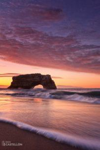 "Today's Photo Of The Day is ""Luck"" by Erick Castellon. Location: Natural Bridges State Park, California."