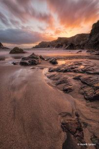 """Today's Photo Of The Day is """"Hidden Cove"""" by Henrik Spranz. Location: Cornwall, England."""