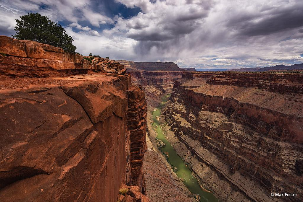 """Today's Photo Of The Day is """"Desert Mirage"""" by Max Foster. Location: Toroweap Overlook, Grand Canyon National Park, Arizona."""