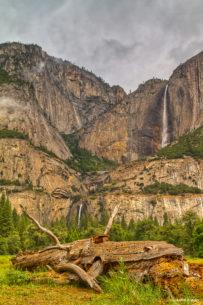 "Today's Photo Of The Day is ""Yosemite Falls"" by Mark Koskulitz. Location: Yosemite National Park, California."