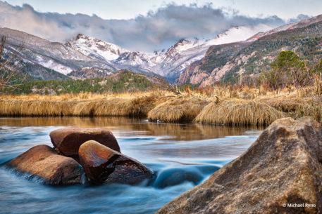 "Today's Photo Of The Day is ""Moraine Park Morning"" by Michael Ryno. Location: Rocky Mountain National Park, Colorado."