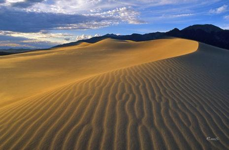 "Today's Photo Of The Day is ""Sitting Sand"" by RimaS. Location: Great Sand Dune National Park and Preserve, Colorado."
