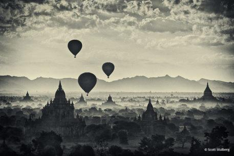 Behind The Shot: Balloons Over Bagan