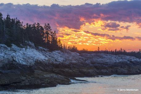 Isle au Haut, the most remote island in Acadia National Park