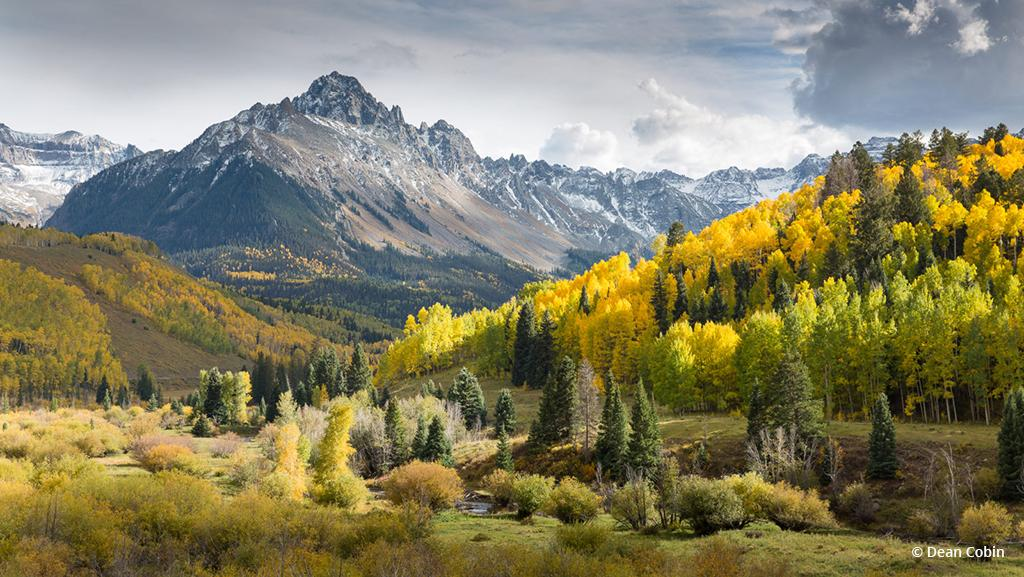 """Today's Photo Of The Day is """"County Rd #7"""" by Dean Cobin. Location: Ridgeway, Colorado."""
