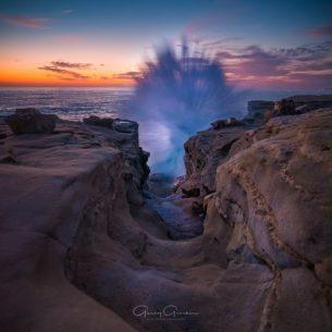 "Today's Photo Of The Day is ""Power"" by Gerry Groeber. Location: California."