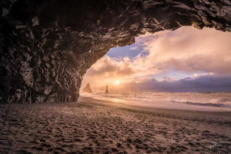 "Today's Photo Of The Day is ""Reynisfjara Beach, Vik, Iceland"" by Josh Kaiser."