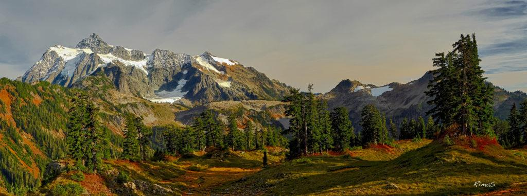 """Today's Photo Of The Day is """"Changing Seasons"""" by RimaS. Location: North Cascades National Park, Washington."""