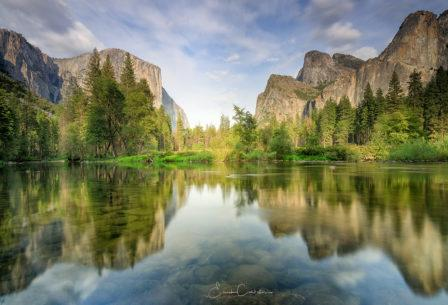 "Today's Photo Of The Day is ""Grand View"" by Erick Castellon. Location: Yosemite National Park, California."