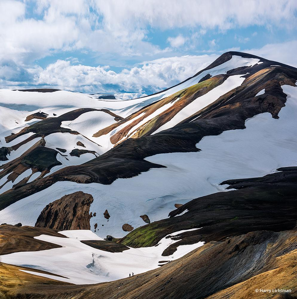 """Today's Photo Of The Day is """"Alpine Circuit"""" by Harry Lichtman. Location: Fjallabak Nature Preserve, Icelandic Highlands."""