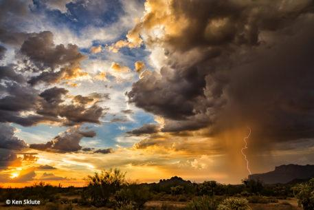 Photo Bucket List: Chasing A Monsoon Storm