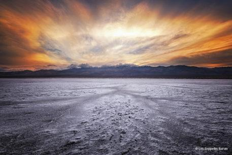 "Today's Photo Of The Day is ""The Salt of the Earth"" by Les Zeppelin Baran. Location: Death Valley National Park, California."