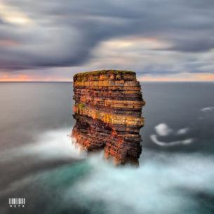 "Today's Photo Of The Day is ""Dun Briste, Downpatrick Head"" by Ryszard Lomnicki."
