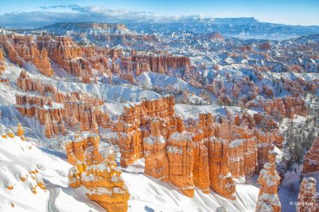 "Today's Photo Of The Day is ""Overtone"" by Gary Fua. Location: Bryce Canyon National Park, Utah."