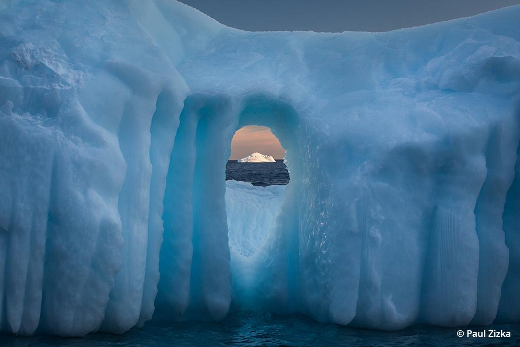 Cold weather photo tips: Iceberg in Greenland