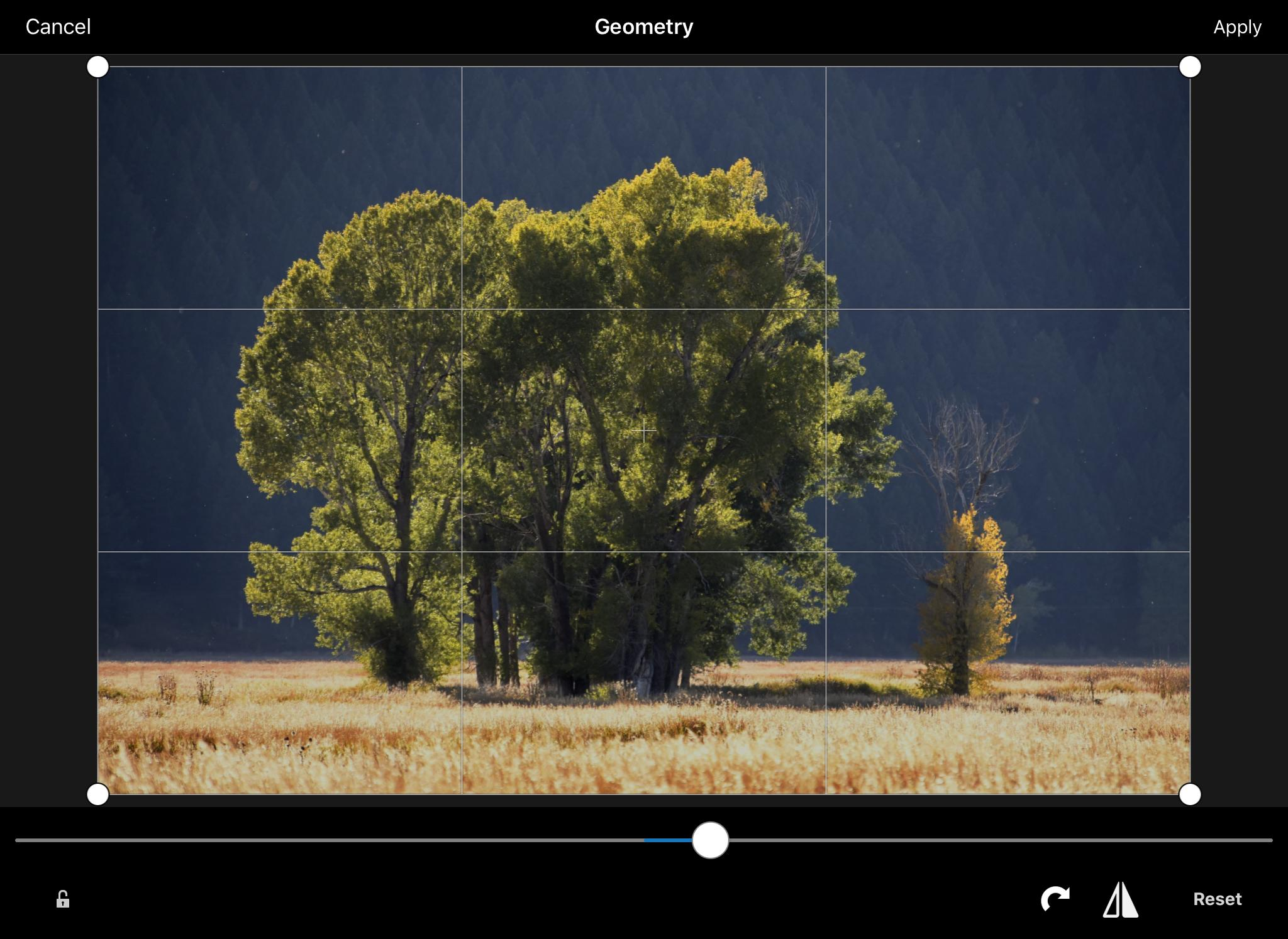 ACDSee Pro For iOS - Outdoor Photographer