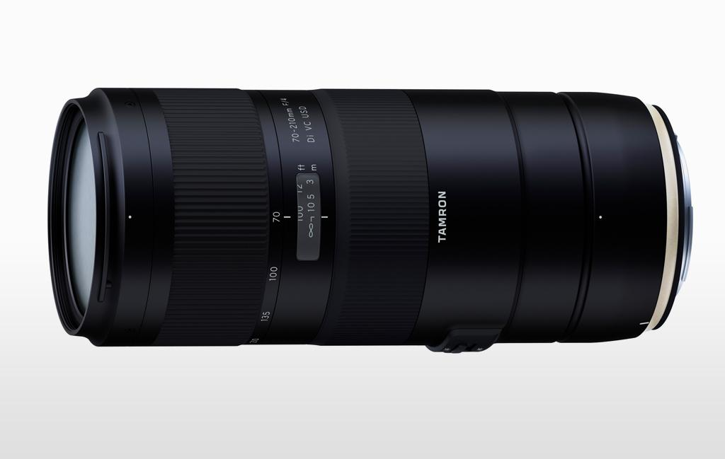 Tamron 70-210mm F/4 Di VC USD (Model A034)