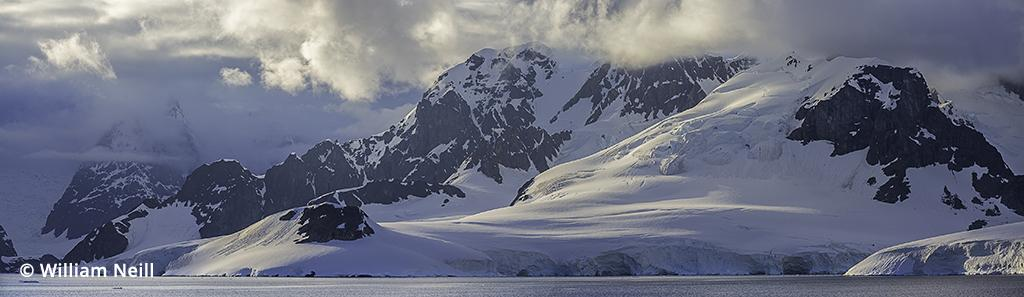 Neumayer Channel, Antarctic Peninsula, Antarctica, 2014.