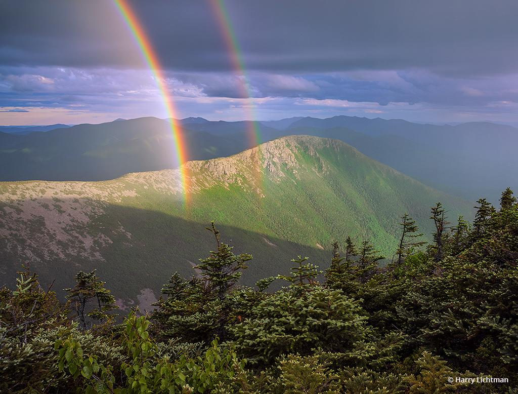 """Today's Photo Of The Day is """"Eye of the Storm"""" by Harry Lichtman. Location: White Mountain National Forest, New Hampshire."""