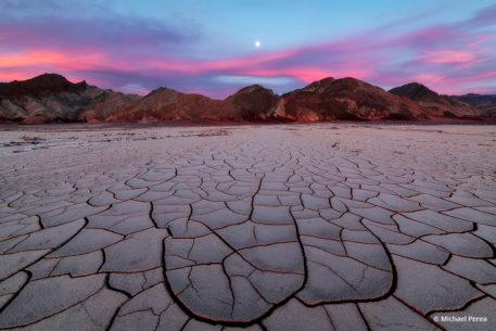 "Today's Photo Of The Day is ""Death Valley Colors"" by Michael Perea. Location: Death Valley National Park, California."