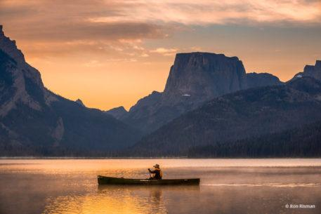 "Today's Photo Of The Day is ""Waking up in Wyoming"" by Ron Risman 