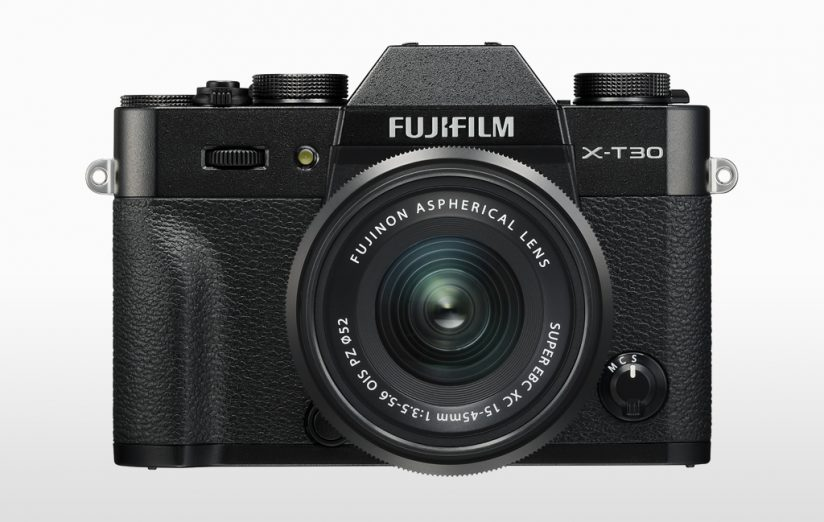 Cameras for wildlife photography Fujifilm X-T30