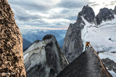 Photo of Conrad Anker by Jimmy Chin
