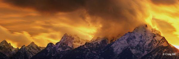 """Today's Photo Of The Day is """"Event Horizon"""" by Craig Bill. Grand Teton National Park, Wyoming."""