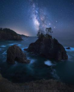 "Today's Photo Of The Day is ""Genesis"" by Joshua Snow. Location: Oregon."