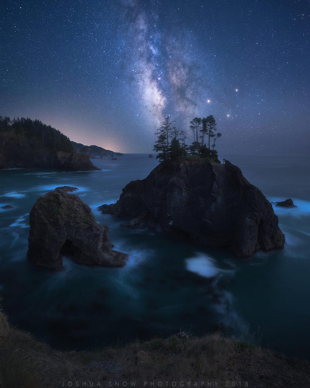 """Today's Photo Of The Day is """"Genesis"""" by Joshua Snow. Location: Oregon."""