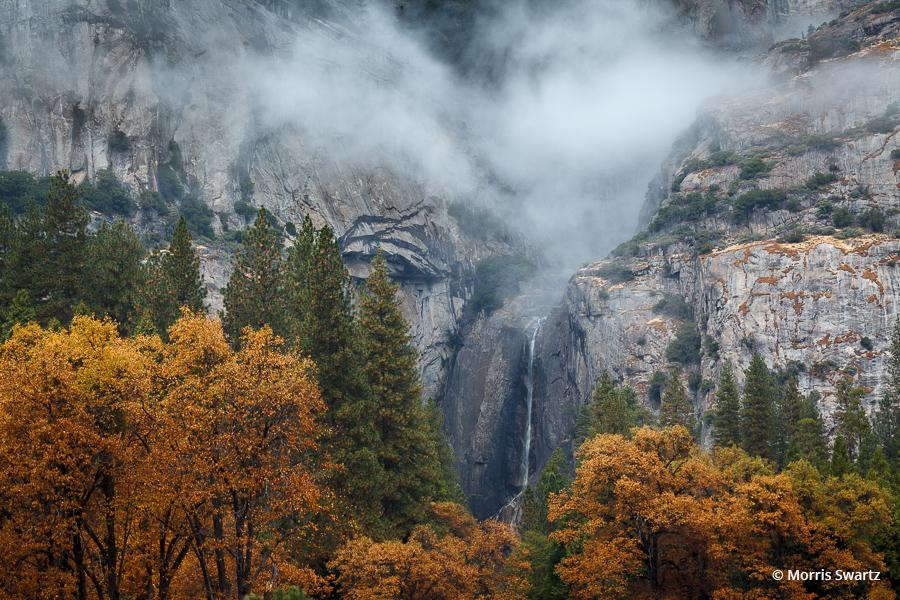 "Today's Photo Of The Day is ""Yosemite Falls"" by Morris Swartz. Location: Yosemite National Park, California."