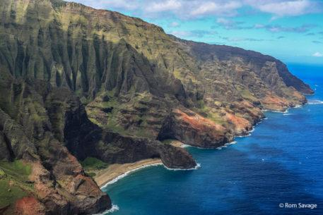 "Today's Photo Of The Day is ""Na Pali Paradise"" by Rom Savage. Location: Na Pali Coast, Kauai, Hawaii."