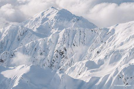 """Today's Photo Of The Day is """"High Above"""" by Alexander Meyer. Location: Aoraki/Mt. Cook, New Zealand."""