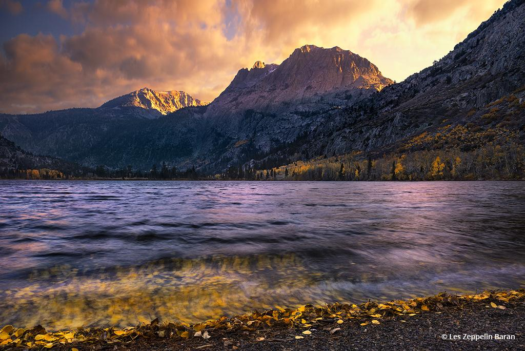 """Today's Photo Of The Day is """"Silver and Gold"""" by Les Zeppelin Baran. Location: Silver Lake, Eastern Sierra, California"""