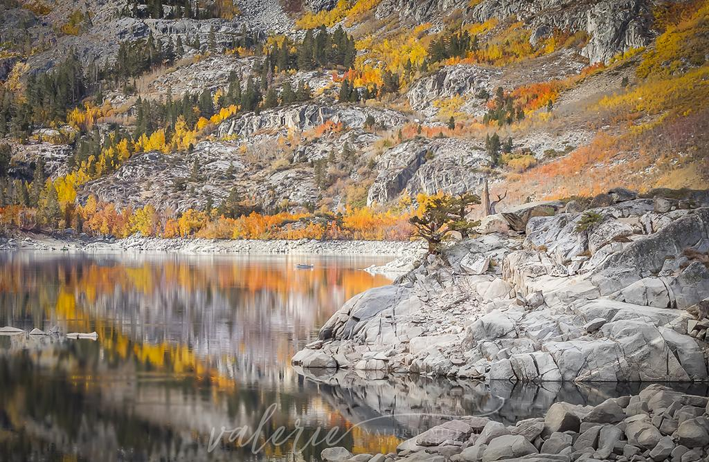 "Today's Photo Of The Day is ""Lake Sabrina"" by Valerie Millett. Location: Eastern Sierra Nevada, California."