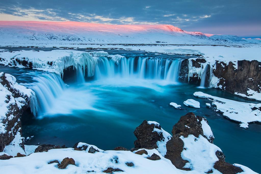 Winter Is The Time To Visit Iceland
