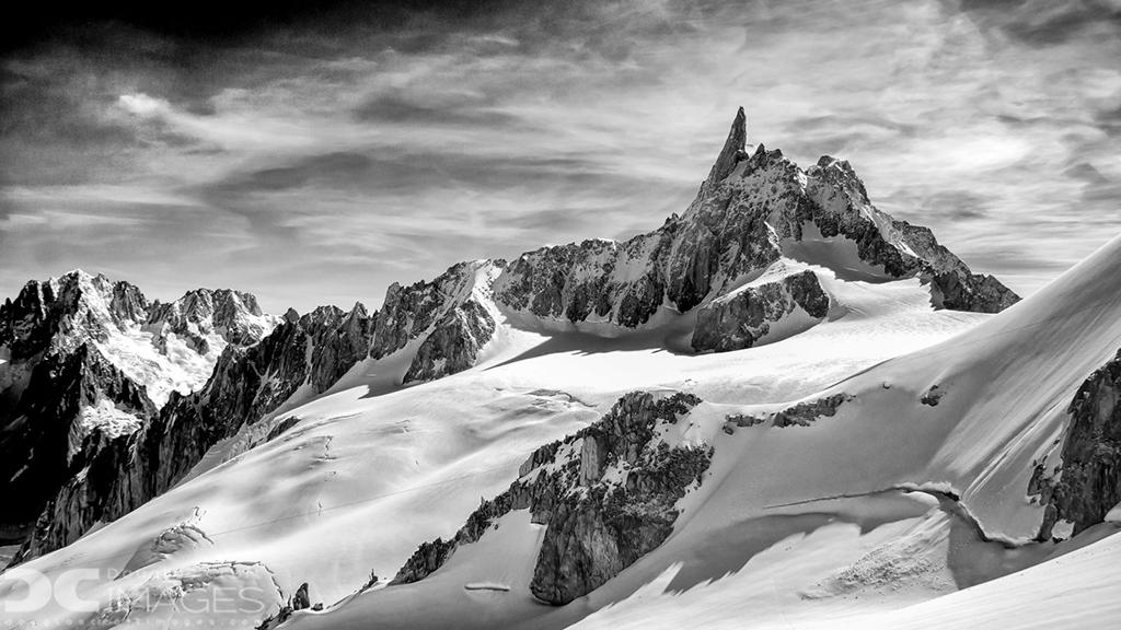 "Today's Photo Of The Day is ""The French Alps"" by Douglas Croft."
