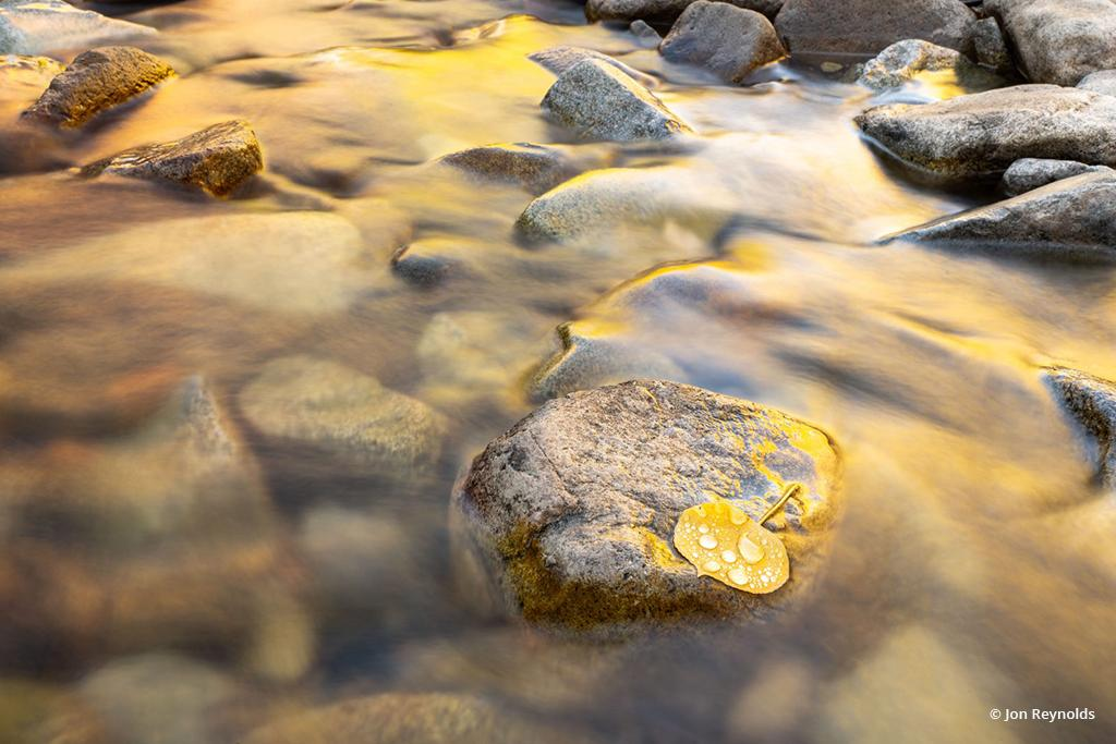 "Today's Photo Of The Day is ""The Flow of Love"" by Jon Reynolds. Location: Crystal, Colorado."